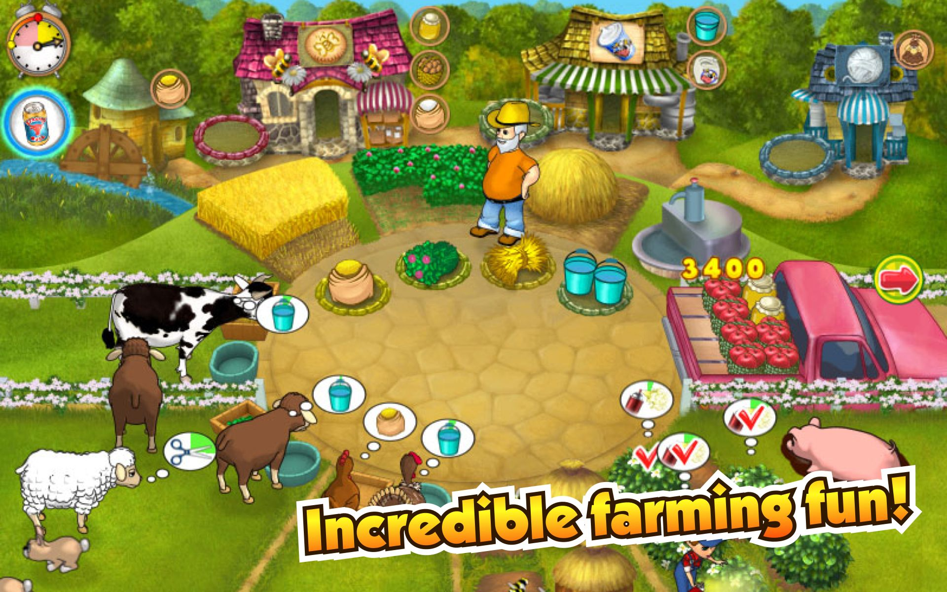Farm Mania screen shot