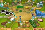 Screenshot of Farm Mania
