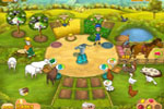 Screenshot of Farm Mania 2