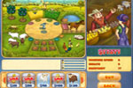 Screenshot of Farm Mania 2