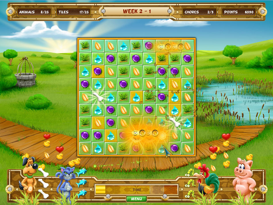 FarmQuest screen shot
