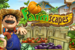 Farmscapes is a special blend of match 3, hidden object, and simulation!