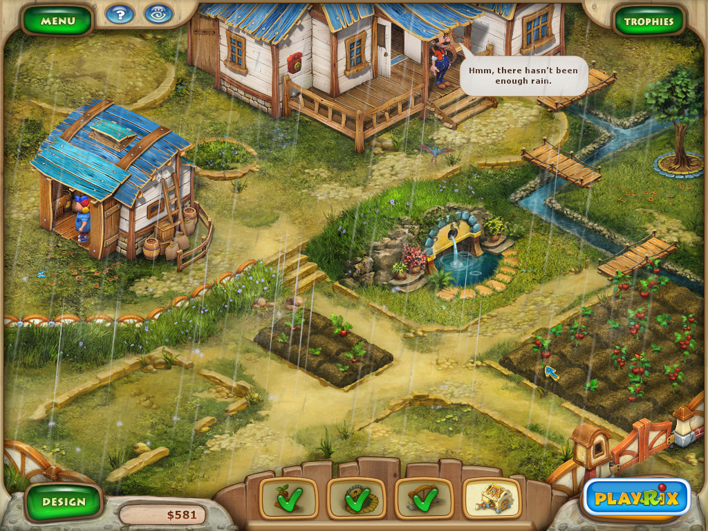 Farmscapes screen shot
