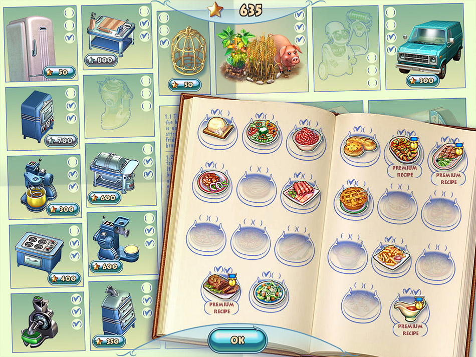 Farm to Fork Collector's Edition screen shot