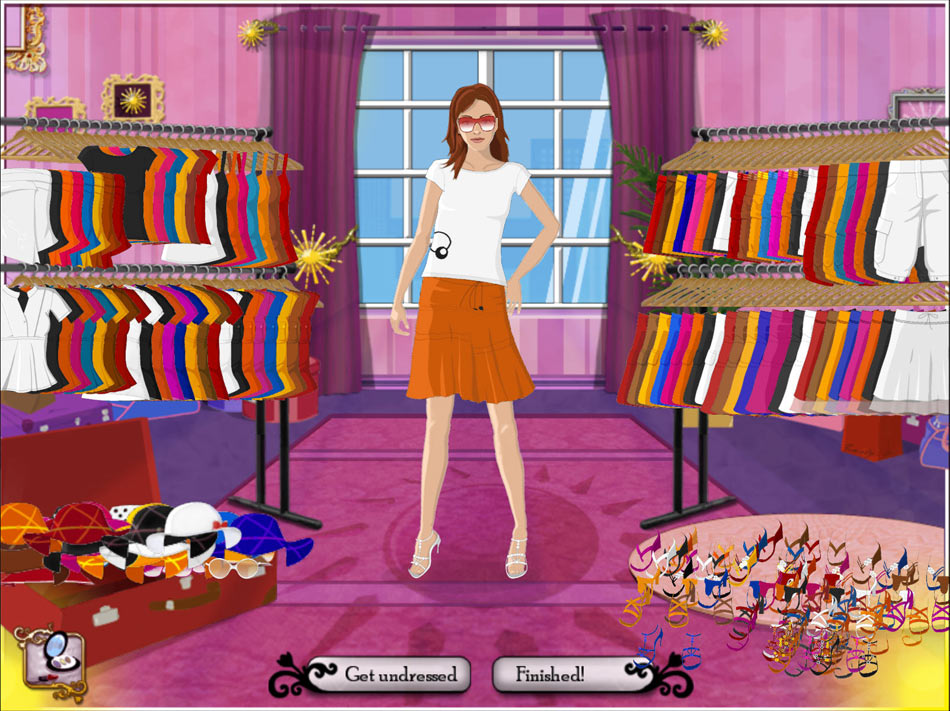 Fashionallia screen shot