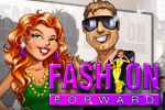Fashion Forward is a fun time-management adventure packed with stylish, innovative fashions! Help Risha prove that fashion is for everyone.
