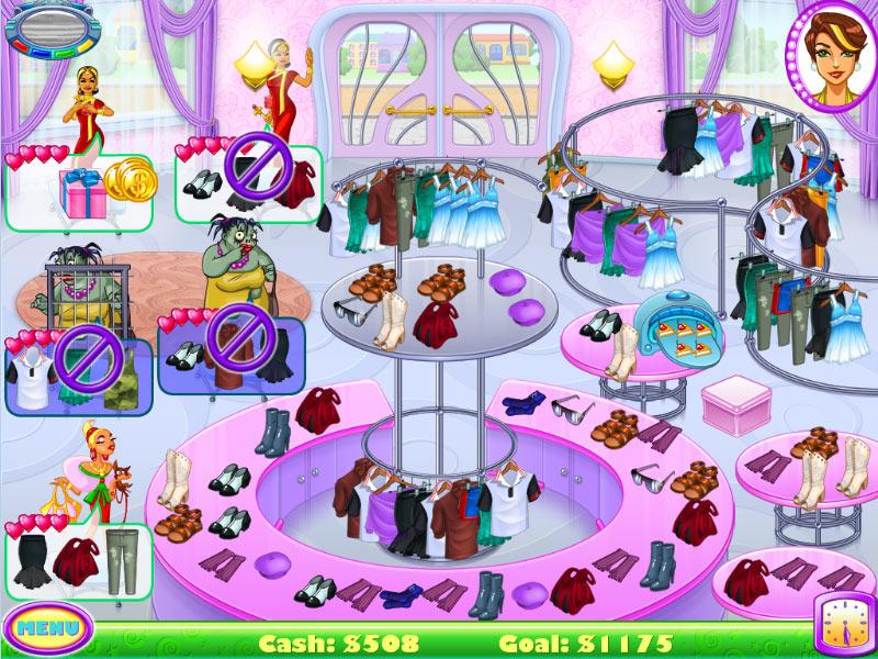 Fashion Forward screen shot