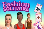 Classic solitaire meets runway fashion fun!
