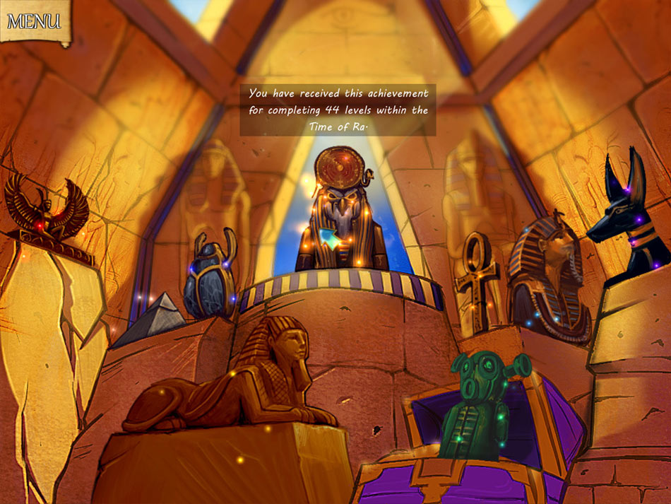 Fate of the Pharaoh screen shot