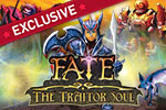 New trials, monsters, and weapons await you in FATE - The Traitor Soul!