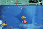 Screenshot of Feeding Frenzy