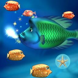 Feeding Frenzy 2 - Discover a brilliant underwater world with 60 liquid levels of fun! - logo