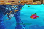 Screenshot of Feeding Frenzy 2