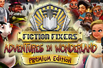 Fiction Fixers Premium Edition is a delightful, clever hidden object game!