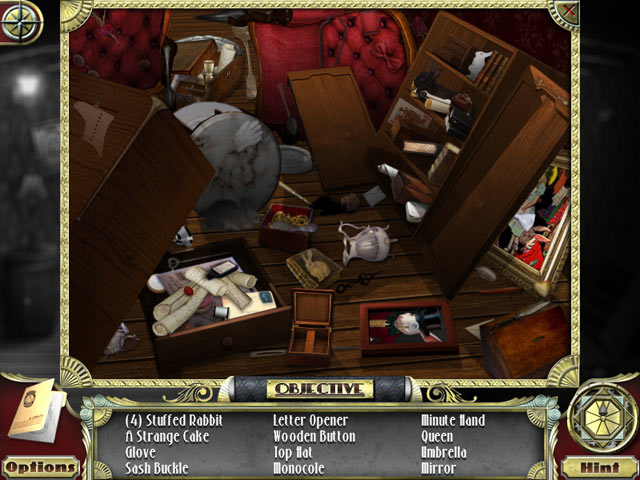 Fiction Fixers Adventures in Wonderland screen shot