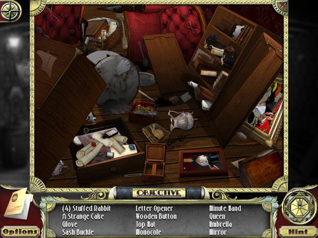 Fiction Fixers Adventures in Wonderland screen shot