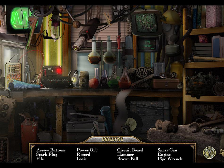 Fiction Fixers: The Curse of Oz screen shot