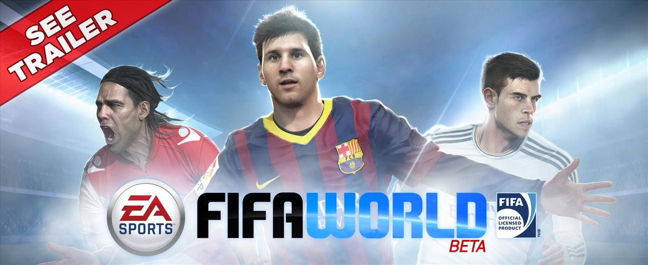 FIFA World - A New Way To Play FIFA, FREE on your PC.