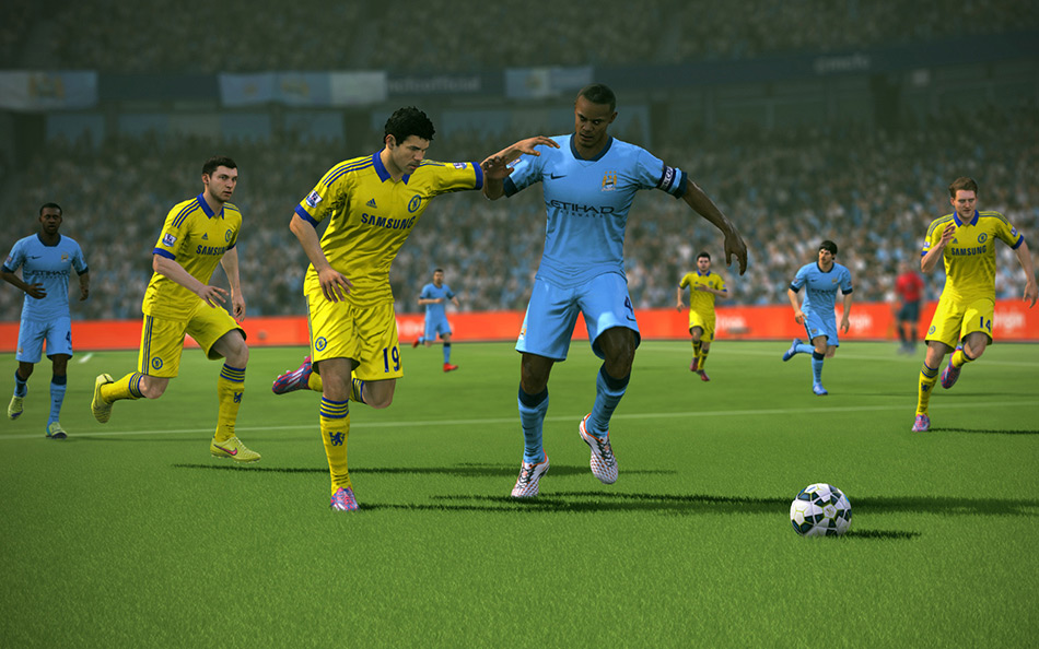 FIFA World screen shot