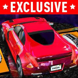 Final Drive Fury - Fasten your seat belt in this FREE game w/ 3 customizable cars! - logo