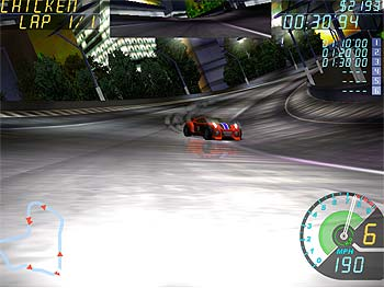 Final Drive: Nitro screen shot