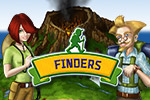 Balance time, resources and inventiveness to save the world. In Finders, it's up to you to rescue the one hero who can protect the world.