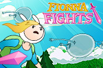 Battle through a never-ending army of evil. Play Fionna Fights!