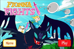 Screenshot of Fionna Fights!