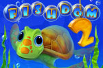 Swap colorful tiles to create the aquariums of your dreams in Fishdom 2!