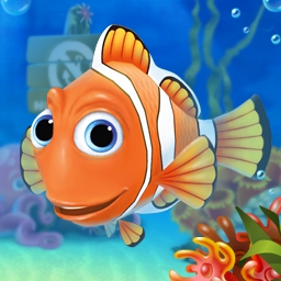 Fishdom 3: Collector's Edition - Fishdom is back and better than ever! Your finned friends are now 3D and have their own personalities. Play Fishdom 3: Collector's Edition today! - logo