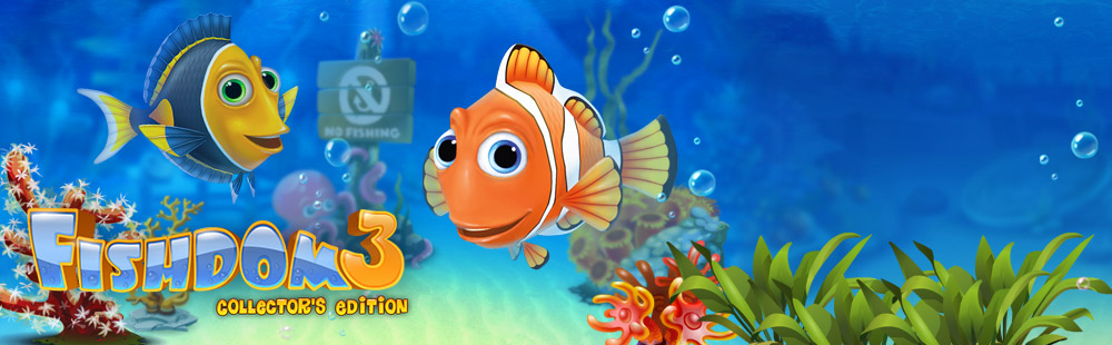 Fishdom 3: Collector's Edition