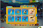 Screenshot of Fishdom 3: Collector's Edition