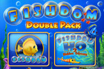 Solve match-3 puzzles and search for hidden objects to create the aquarium of your dreams in the Fishdom Double Pack!