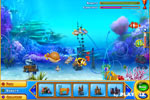 Screenshot of Fishdom Double Pack