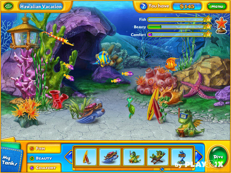 Fishdom Double Pack screen shot
