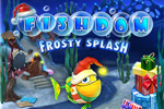 Complete match 3 levels to build your winter tank in Fishdom Frosty Splash!