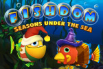 Celebrate the holiday season with Fishdom: Seasons Under the Sea™!