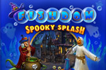 Solve puzzles and create a spooky aquarium in Fishdom - Spooky Splash!