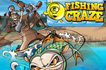 Cast your line and catch a boatload of fishy fun in Fishing Craze!
