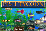 Your fish in Fish Tycoon grow in real time - even when your PC is off!