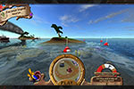 Screenshot of Fish vs. Crabs