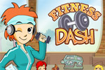 Help the residents of DinerTown™ shed some pounds in Fitness Dash!