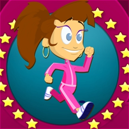 Fitness Frenzy - Pump it up as a fitness trainer by matching people with perfect workouts! - logo