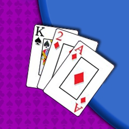 5 Card Deluxe - Put your skills to the test in this game stacked full of fun. - logo