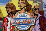 Get Kate's auto repair shop running right in Fix-it-up: Kate's Adventure!