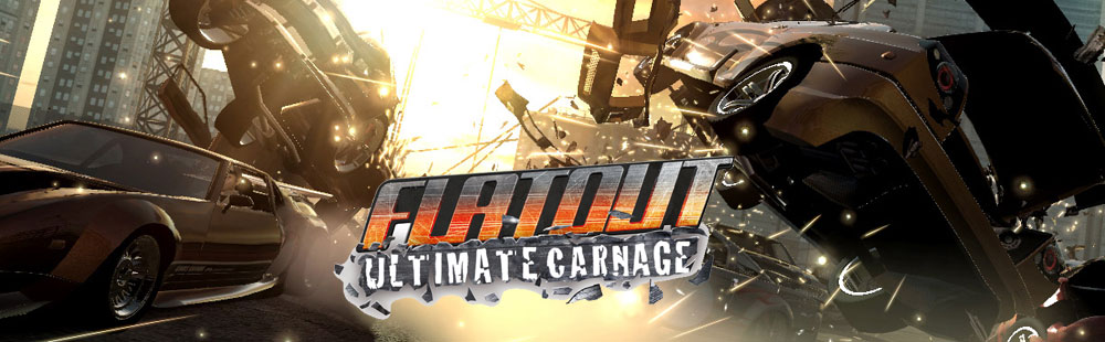FlatOut - Ultimate Carnage.