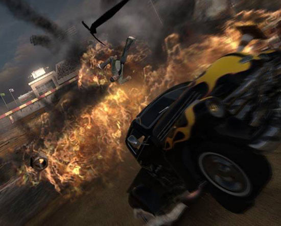 FlatOut - Ultimate Carnage screen shot