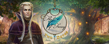 Flights of Fancy: Two Doves - image