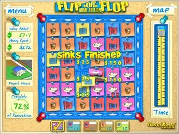 Flip or Flop screen shot