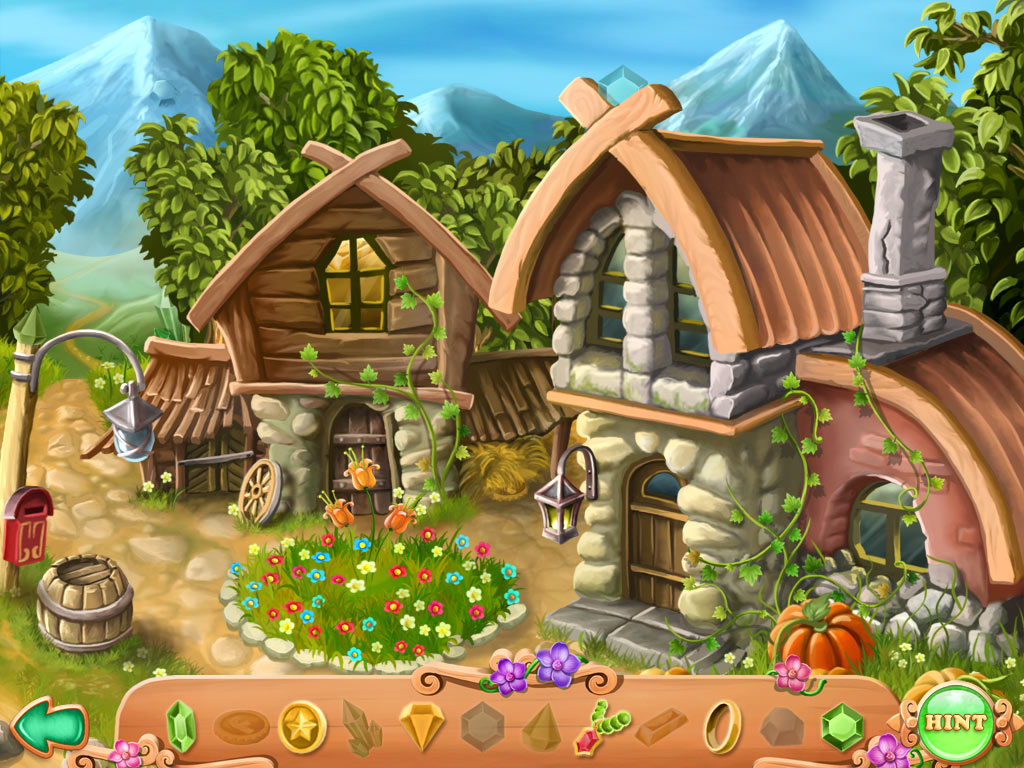 Floria screen shot